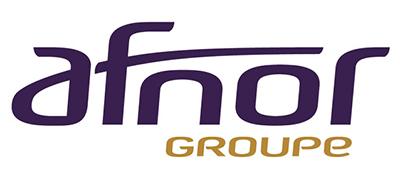 Référence LuxorGroup - Logo Afnor