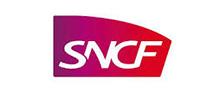 Référence LuxorGroup - Logo SNCF